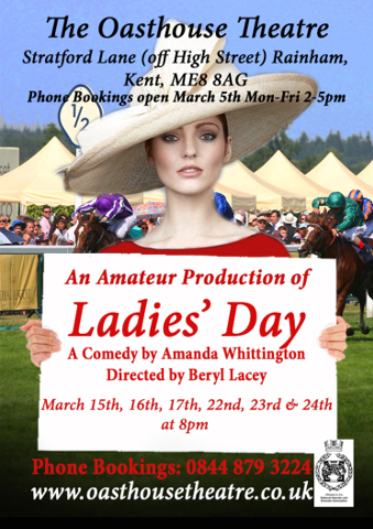 Mar 2018 - Ladies Day